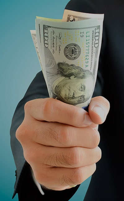 Cambio de dolares