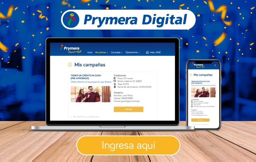 Prymera Digital
